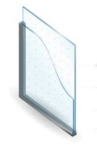 断熱ガラスタイプ